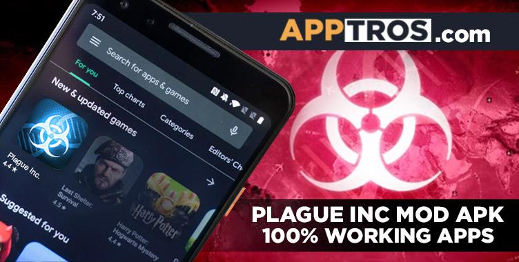 Plague Inc mod apk (Everything Unlocked + Infinite DNA) 1.18.5