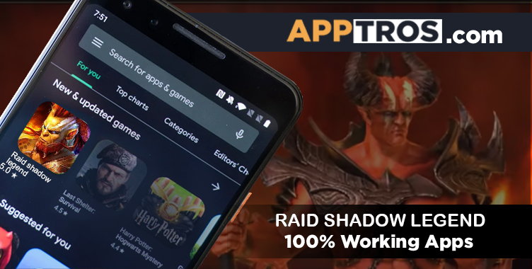 Raid shadow legend mod apk