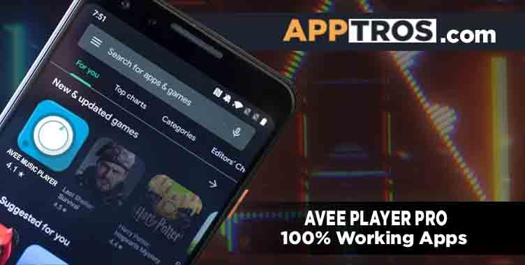 Avee-player-mod-apk