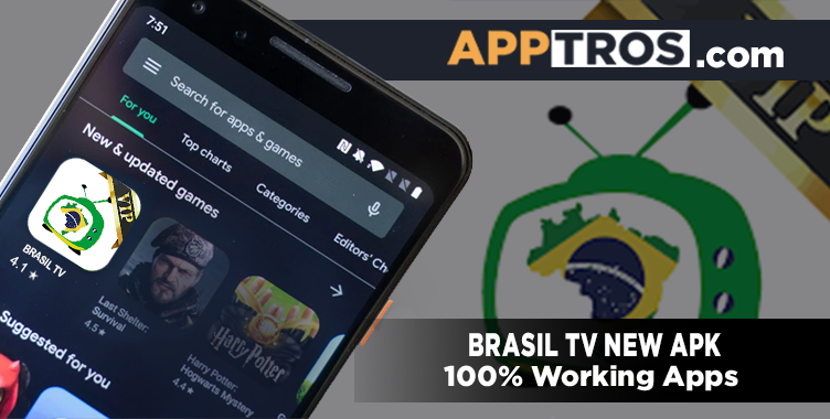 Brasil TV New APK imge