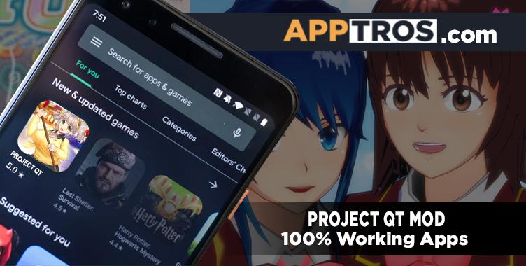 Project QT mod apk mod
