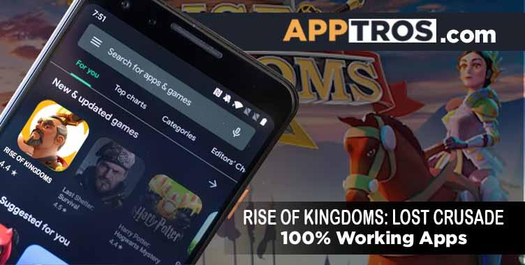 Rise-of-kingdom-mod-apk