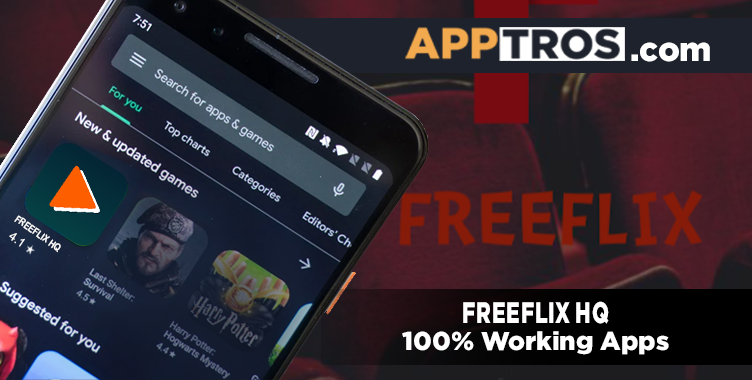 freeflix hq featured icon