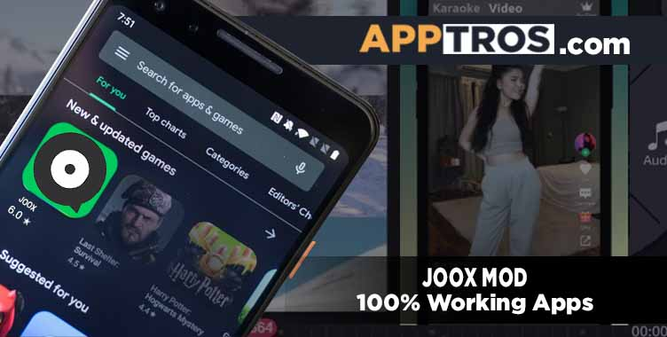 Joox mod apk featured image19