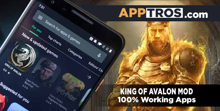 King of Avalon Mod APK featured image11