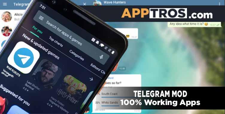 Telegram Mod Apk 11