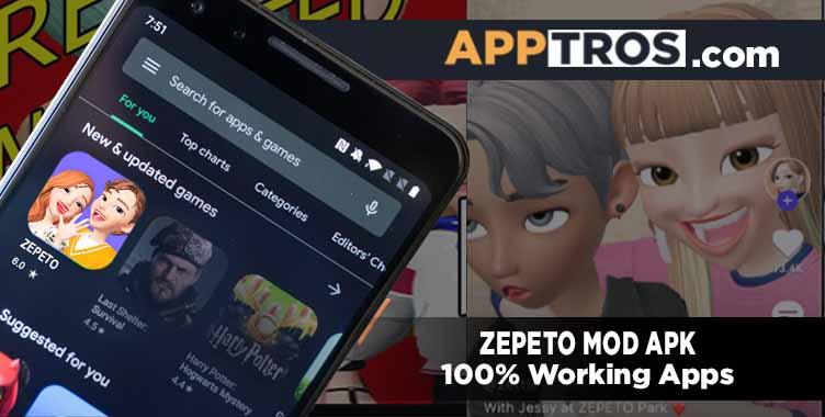 Zepeto Mod Apk featured image 11
