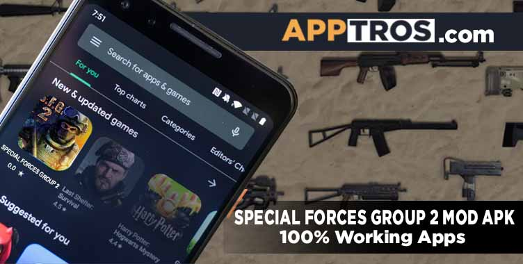 Special forces group 2 banner